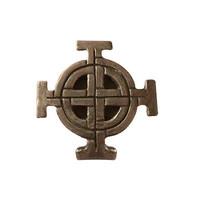Wild Goose Round Celtic Cross