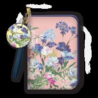 Pop Floral Clutch Notebook
