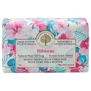 Wavertree & London Wavertree & London Hibiscus Soap
