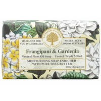 Wavertree & London Frangipani & Gardenia Soap