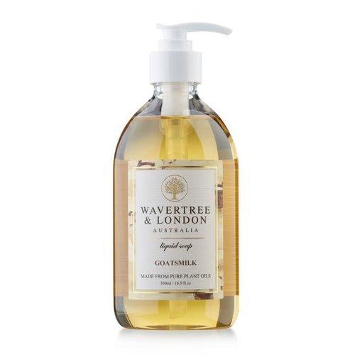 Wavertree & London Goatsmilk Liquid Soap