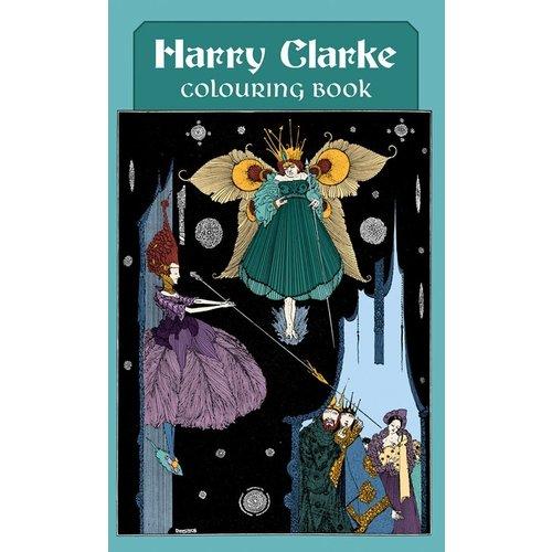 Harry Clarke Coloring Book