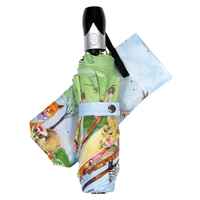 "Garden Party Travel Umbrella 38"" Diameter"
