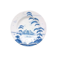 Isis Blue English Garden - The Temple - Side Plate