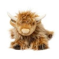 Deluxe Wallace Highland Cow