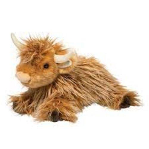 Douglas Toys Deluxe Wallace Highland Cow