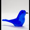 Langham Glass Bluebird Glass Figurine