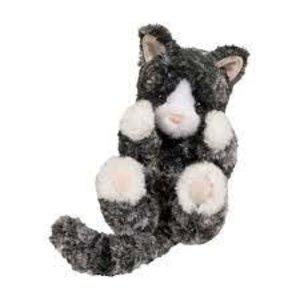 Douglas Toys B&W Kitten Lil' Handful