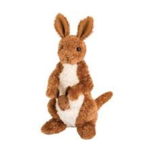 Douglas Toys Melbourne Kangaroo With Joey