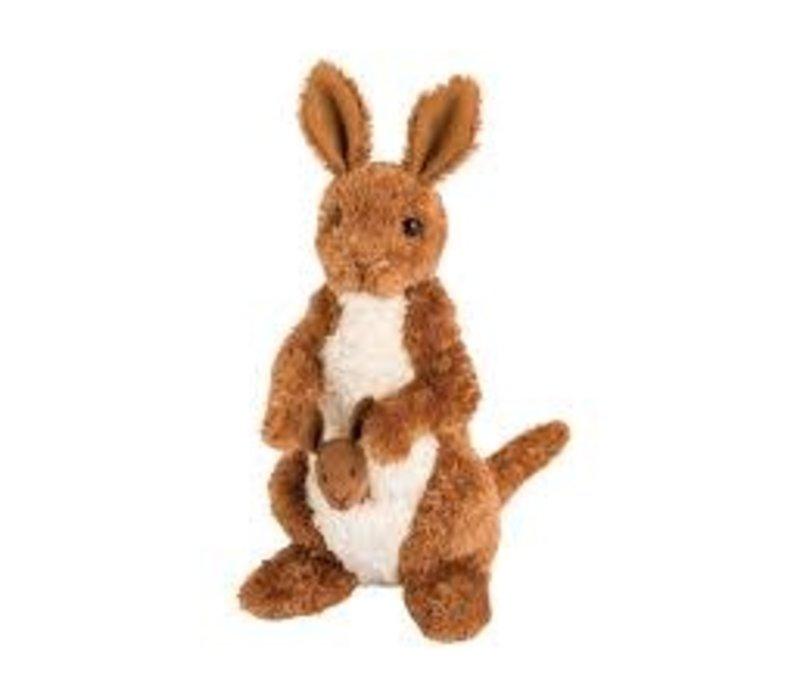 Melbourne Kangaroo With Joey