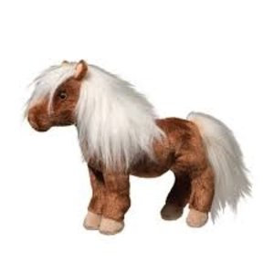 Douglas Toys Tiny Shetland Pony