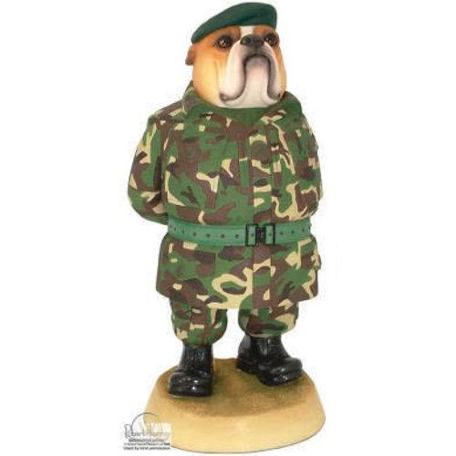 Robert Harrop Harrop's Big Bulldog British Armed Forces - Limited Edition