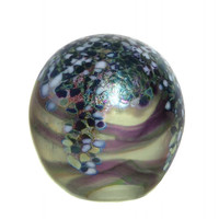 Jonathan Harris Monet Glass Paperweight