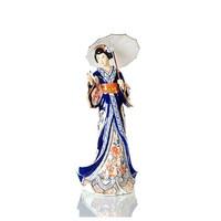 English Ladies Co. Imari Japanese Lady