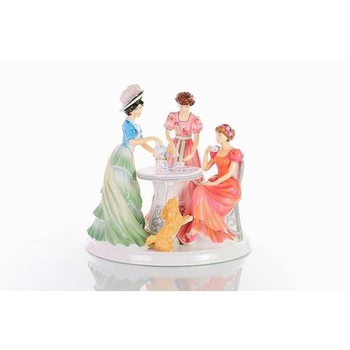 English Ladies Figurines English Ladies Co. Time for Tea