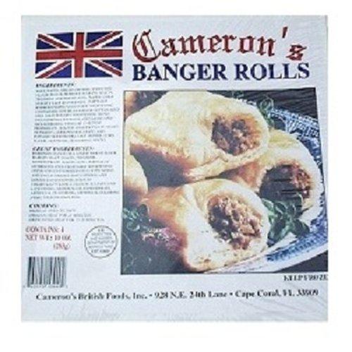 Cameron's Banger Rolls