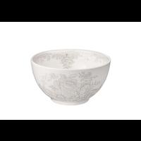 Dove Grey Asiatic Pheasant Sugar Bowl