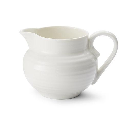Portmeirion Sophie Conran White Creamer Jug