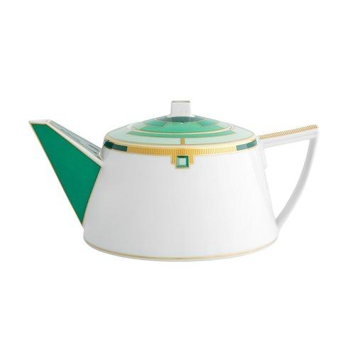 Vista Alegre Teapot Emerald