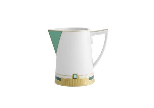 Vista Alegre Emerald Milk Jug