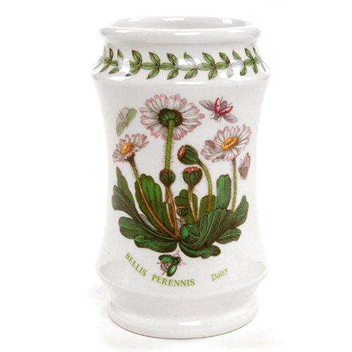 """Portmeirion Botanic Garden Utensil Jar 6.5"""" Daisy"""