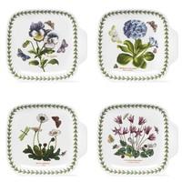 Botanic Gardens canape dishes (set of 4)