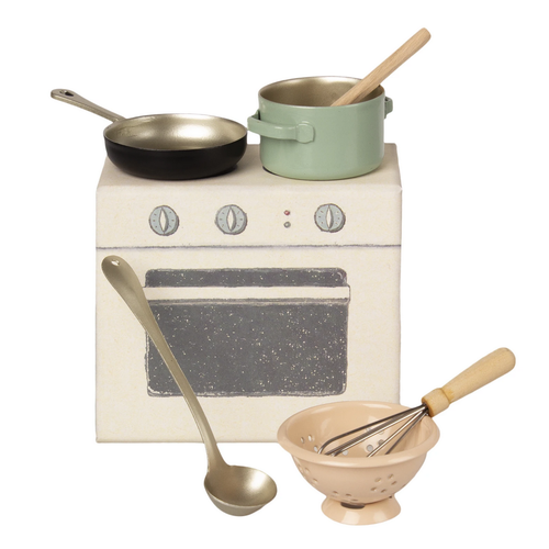 Maileg Cooking Set