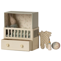 Baby Room with Micro Rabbit