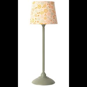 Maileg Mini Floor Lamp - Mint