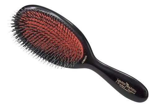 Mason Pearson Medium Junior Bristle and Nylon Hairbrush (BN2)