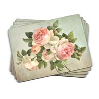 Antique Rose Placemats