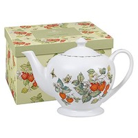 Classic Virginia Strawberry Teapot