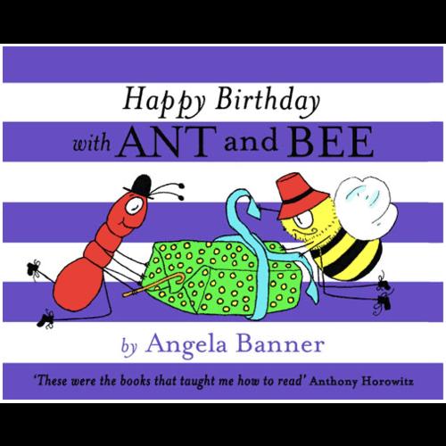 Happy Birthday with Ant & Bee