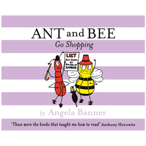 Ant & Bee Go Shopping