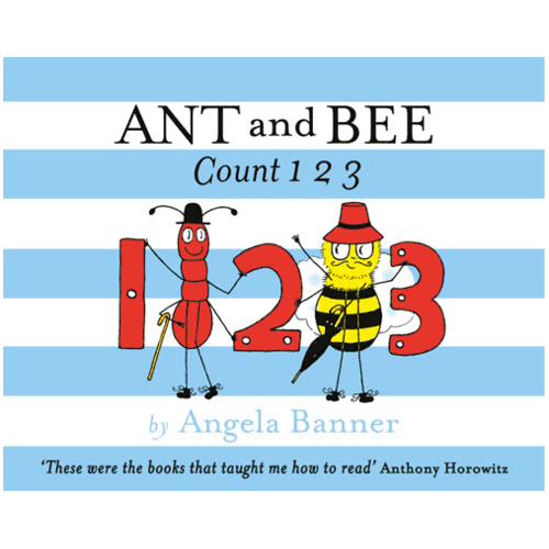 Ant & Bee Count 1 2 3