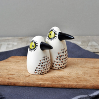 Salt and Pepper Shakers Birdy