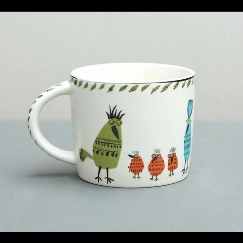Hannah Turner Mug Birdlife