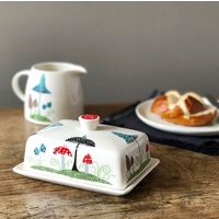 Butter Dish Toadstool