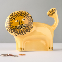 Money Box Lion