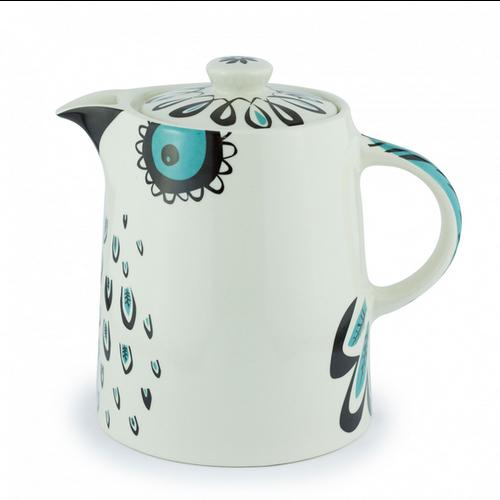 Hannah Turner Teapot Owl