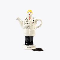 Female Doctor Teapot