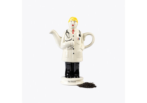 Carters of Suffolk Female Doctor Teapot