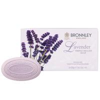 Lavender Triple-Milled Soaps Set of 3
