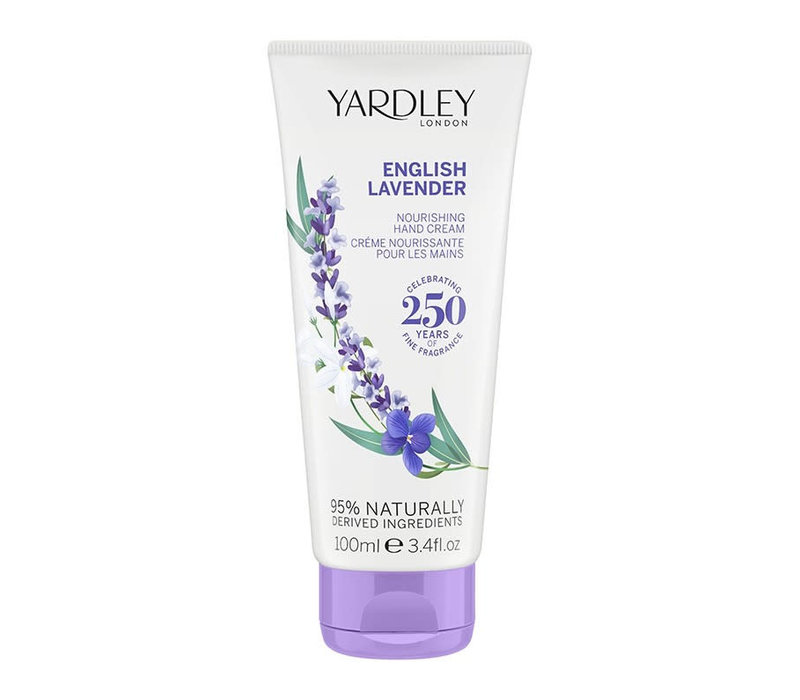 English Lavender Hand Cream 100ml