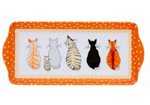 Ulster Weavers Cats in Waiting Small Tray