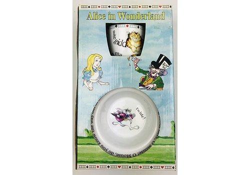 Alice in Wonderland 2 Piece Baby Set