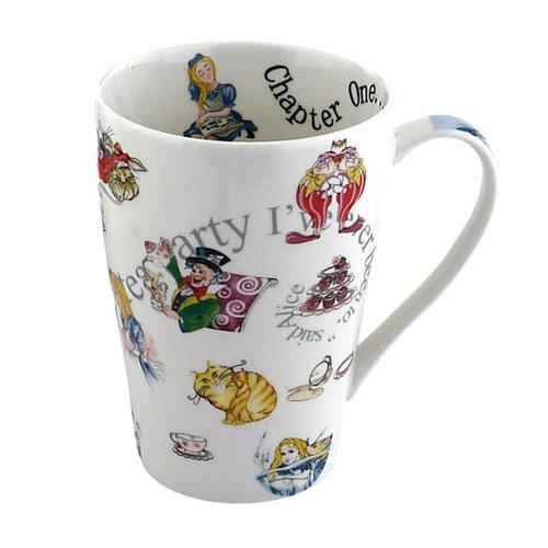 Alice in Wonderland Mug - Chapter One