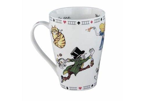 Alice in Wonderland Mug - Entirely Bonkers