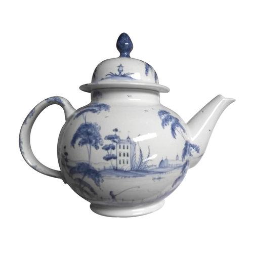 Isis Ceramics Isis Blue Palladian Teapot