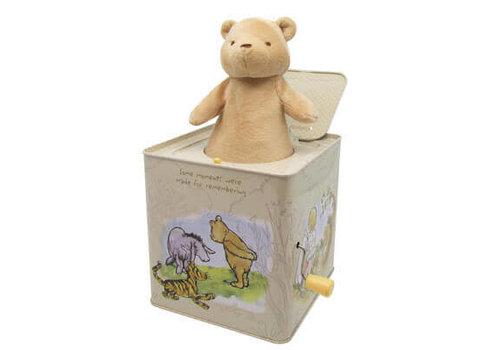 Disney Winnie the Pooh Jack in the Box